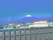 涼しそうなので、暫く富士山シリーズです。