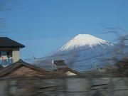 こんな近くから家から富士山を見える人達はなんて幸せなんだろう、と思う。