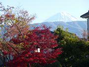 どこから見ても聖なる富士山